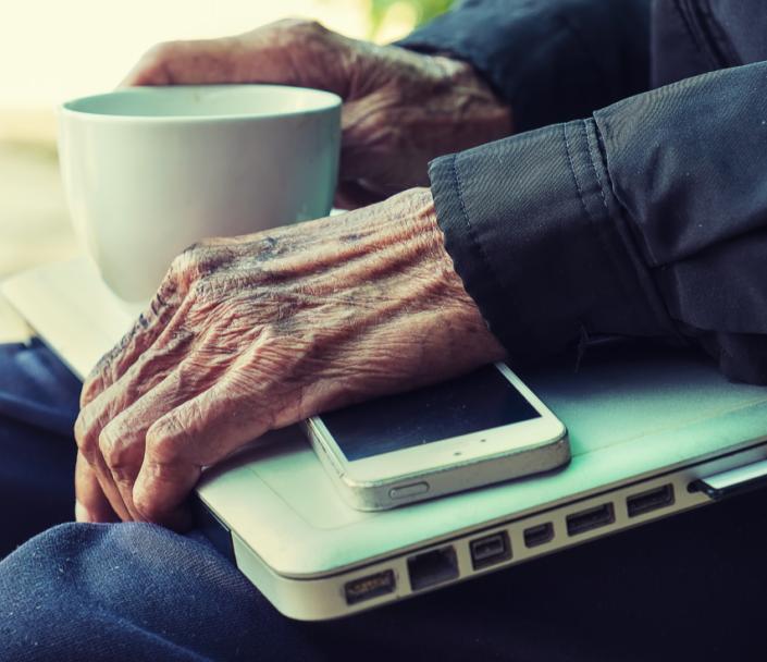 Erfarne hender og ny teknologi